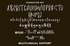 Web Font Hello Gothenburg - Cool Handletter Font Product Image 3