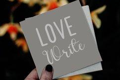 Hello Minimalist - Sweet Handwritten Font Product Image 2