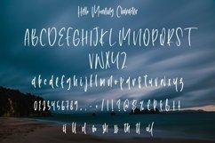 Web Font Hello Morning - Beauty Handwritten Font Product Image 4