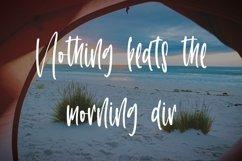 Web Font Hello Morning - Beauty Handwritten Font Product Image 5