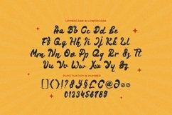Web Font Hello Oiletes - Bold Script Font Product Image 4