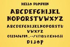 Hello Pumpkin - Halloween Display Product Image 4