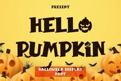 Hello Pumpkin - Halloween Display Product Image 1