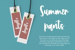 Hello Sunshine - Cute Handwritten Font Product Image 3