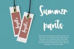 Web Font Hello Sunshine - Cute Handwritten Font Product Image 2