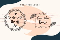 Hello Sweety - Sweet Handlettering Script Font Product Image 3