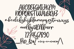 Hello Sweety - Sweet Handlettering Script Font Product Image 6