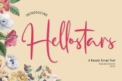 Hellostars Beauty Script Font Product Image 1