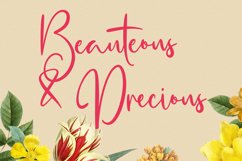 Hellostars Beauty Script Font Product Image 6