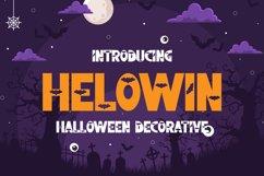 Helowin - Halloween Font Product Image 1