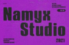 Heroxy Textured Display Sans Serif Font Product Image 2