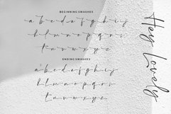 Hey Lovely - Chic Calligraphy Product Image 5