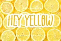 Hey Yellow Product Image 1