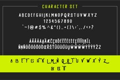 HiJack Queen - Display Typeface Product Image 2