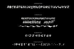 HISERIS - Halloween Horror Font Product Image 3
