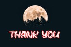 HISERIS - Halloween Horror Font Product Image 5