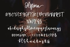 Histeria - Beauty Handwritten Font Product Image 4
