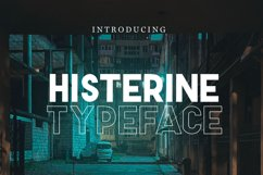 HISTERINE Product Image 1