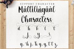 History - Beautiful Script Font Product Image 6