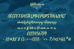 Hittoshira Handwritten Script Font Product Image 6