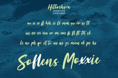 Hittoshira Handwritten Script Font Product Image 4