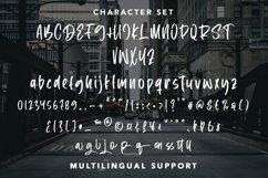 Hobart - Modern Calligraphy Font Product Image 5