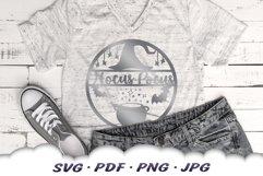Halloween Hocus Pocus SVG Cut Files Product Image 5