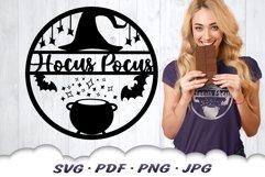 Halloween Hocus Pocus SVG Cut Files Product Image 1