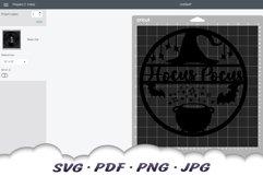 Halloween Hocus Pocus SVG Cut Files Product Image 2