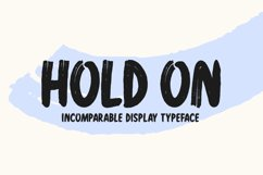 Hold On Product Image 1