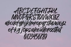 Holdings - Brush Lettering Font Product Image 4