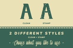 Holguin - Vintage Typeface Product Image 2