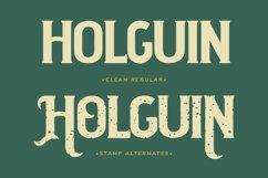 Holguin - Vintage Typeface Product Image 4