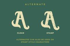 Holguin - Vintage Typeface Product Image 3