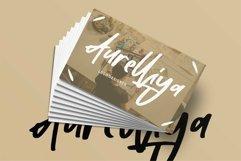 Web Font Holiday - Handwritten Script Font Product Image 3