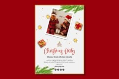 Web Font Holiday Wishes - Christmas Handwritten Font Product Image 3