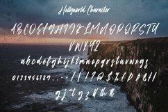 Web Font Hollyworld - Cool Script Font Product Image 6