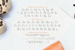 Web Font Homigos Font Product Image 5