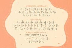 Web Font Honey Beas Font Product Image 5