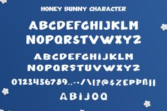 Honey Bunny - Cute Display Font Product Image 6