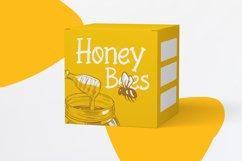 Honeybee - Quirky Handletering Font Product Image 3