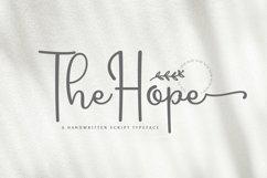 Web Font Hope Product Image 1