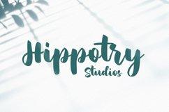 Hopipolla Script Font Product Image 6