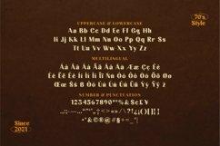 Web Font Hopkin Font Product Image 4