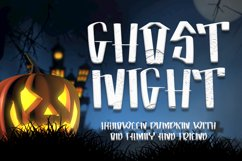 Horror Spooky - New Horror Font Product Image 2