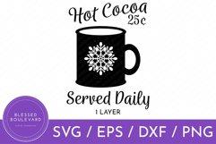 Hot Chocolate SVG