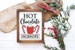 Hot Cocoa Bar Christmas SVG Bundle - 10 designs Product Image 6
