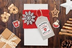 Hot Cocoa Bar lettering and labels PNG sticker bundle Product Image 3