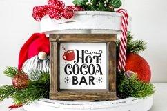 Hot Cocoa Bar Christmas SVG Bundle - 10 designs Product Image 4