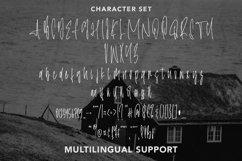 Web Font Household - Monoline Font Product Image 5